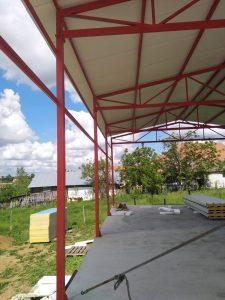 Konstrukcije po projektu